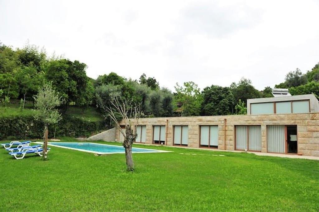 Quinta de Jaco - Casa do Rio