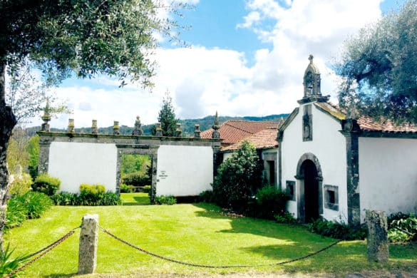 10 casas de campo com capelas históricas