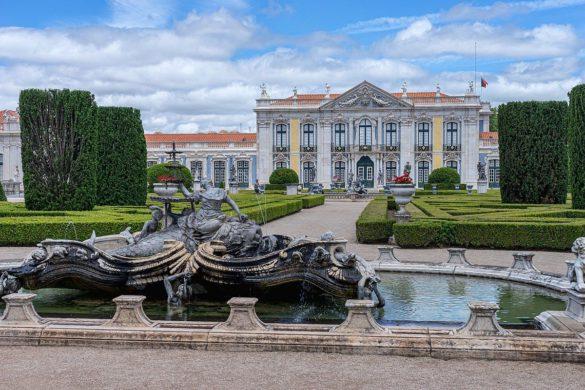 5 cenários de contos de fadas em Portugal