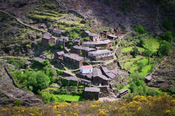 10 aldeias abandonadas que merecem uma visita