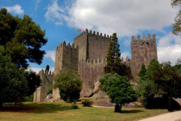 Cidades que já foram capital de Portugal