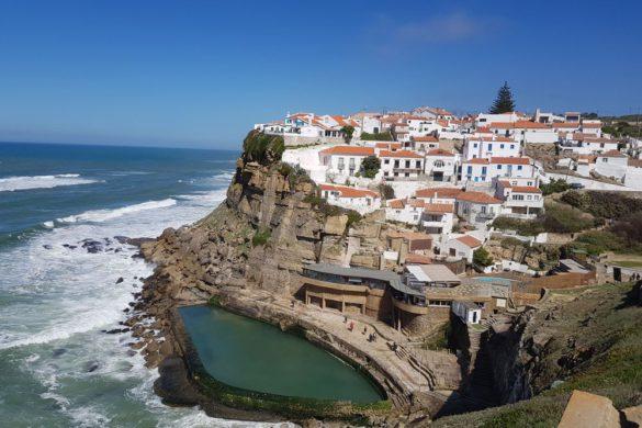 Azenhas do Mar e Cabo da Roca: um passeio pelas escarpas de Sintra