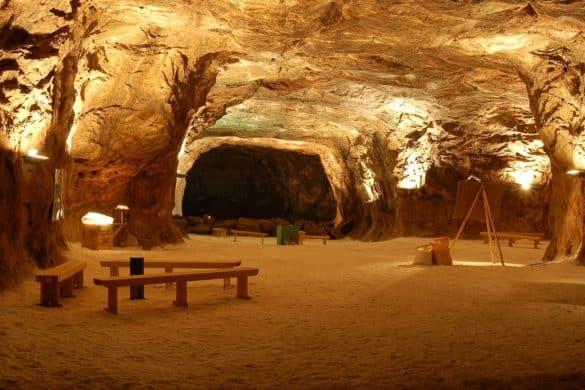 Da tragédia da seca descobriu-se a mina de sal-gema de Loulé