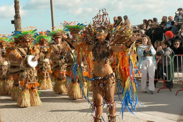 8 Destinos para desfrutar do Carnaval em Portugal