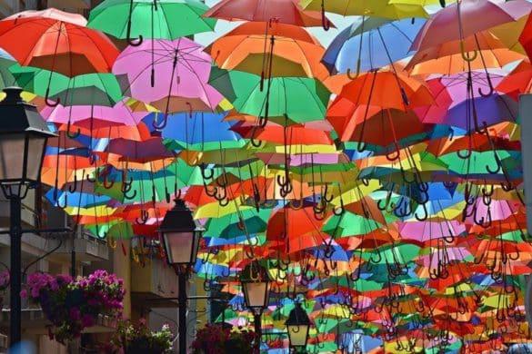 Os 5 lugares mais coloridos de Portugal