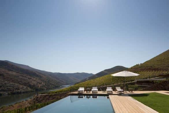 10 casas de campo com piscina infinita