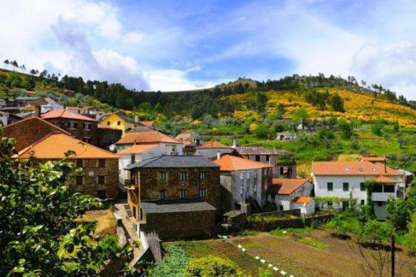 As cinco Aldeias de Xisto da Serra do Açor