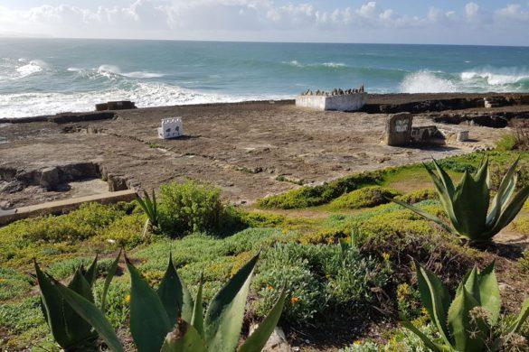 A Ericeira e o mar das sete ondas