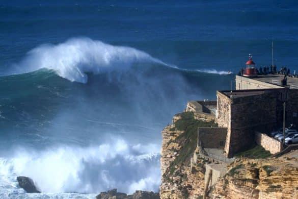 Os melhores spots de surf em Portugal