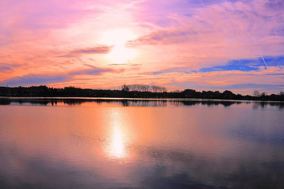 Pateira de Fermentelos, a maior lagoa natural da Península Ibérica