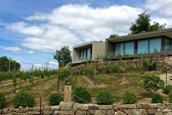 9 casas de campo para fazer enoturismo
