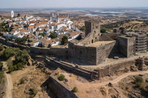 7 castelos medievais em Portugal