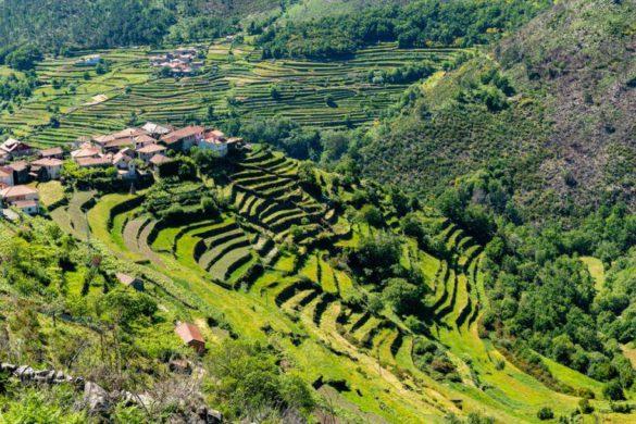 """Aldeia de Sistelo, o """"pequeno Tibete português"""""""