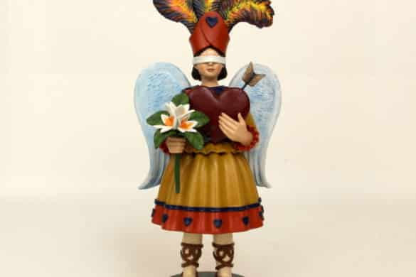 Bonecos de Estremoz, uma arte familiar