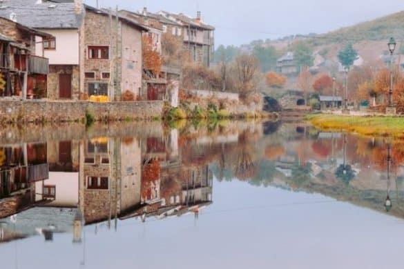 Rio de Onor, com um pé em Portugal e outro em Espanha