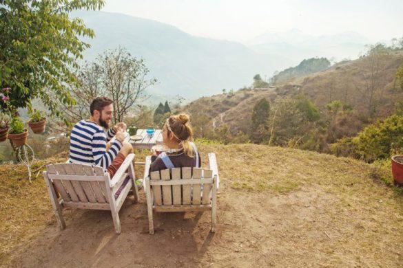 Casas de campo românticas para o Dia dos Namorados