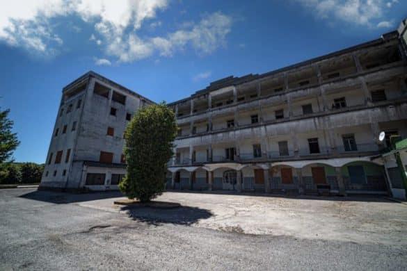 A curiosa história dos sanatórios do Caramulo