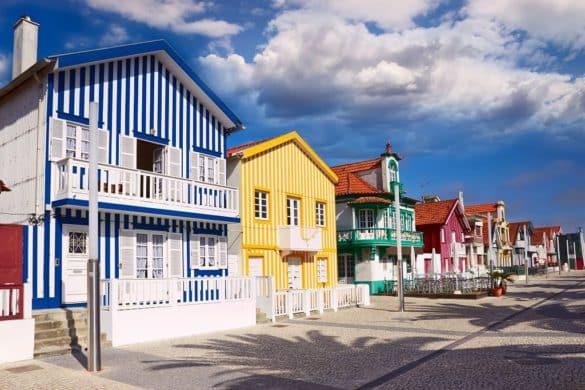 Os lugares mais coloridos de Portugal