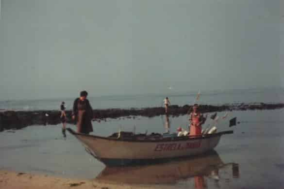 As mulheres do mar de Vila Chã