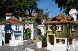 Portugal dos Pequenitos, um país em miniatura