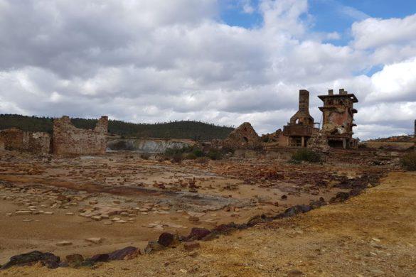 Mina de S. Domingos: à descoberta de uma mina perdida a céu aberto