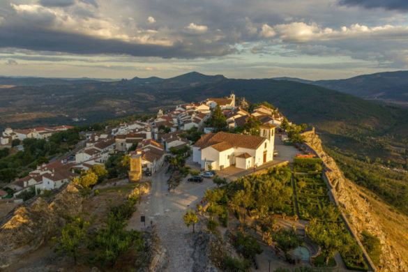 Aldeias e vilas portuguesas de encantar