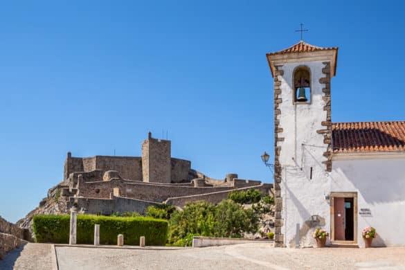 Périplo por alguns dos mais belos castelos de Portugal