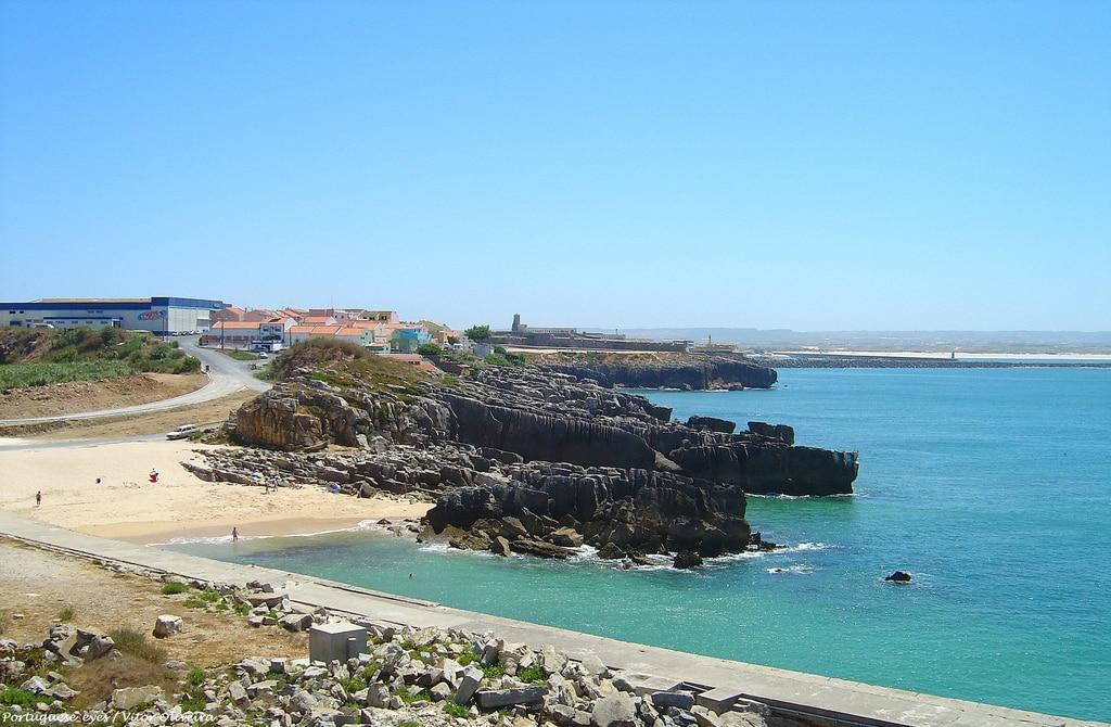 Praia do Porto da Areia - Peniche