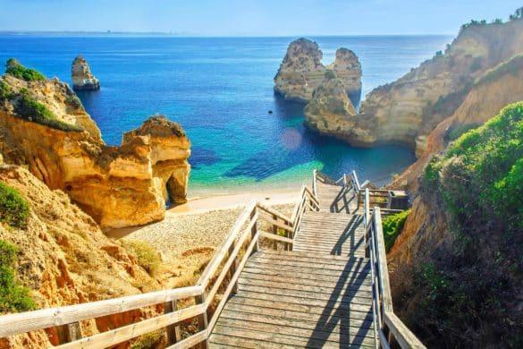 Percursos a pé e em bicicleta para descobrir Portugal