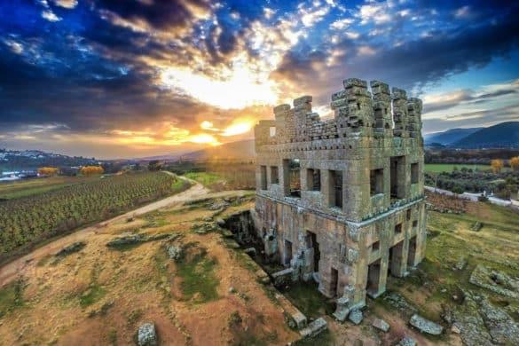 Torre de Centum Cellas, o lugar mais enigmático de Belmonte