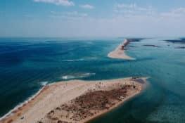 As cinco ilhas da Ria Formosa