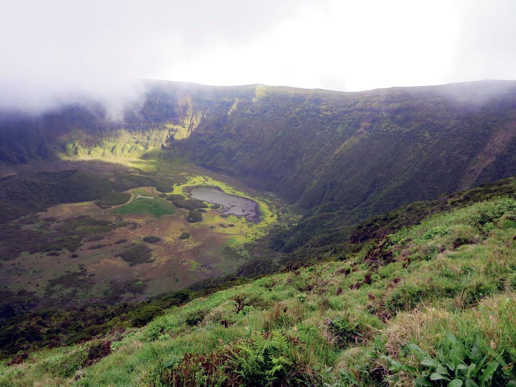 Vulcão Caldeira do Faial