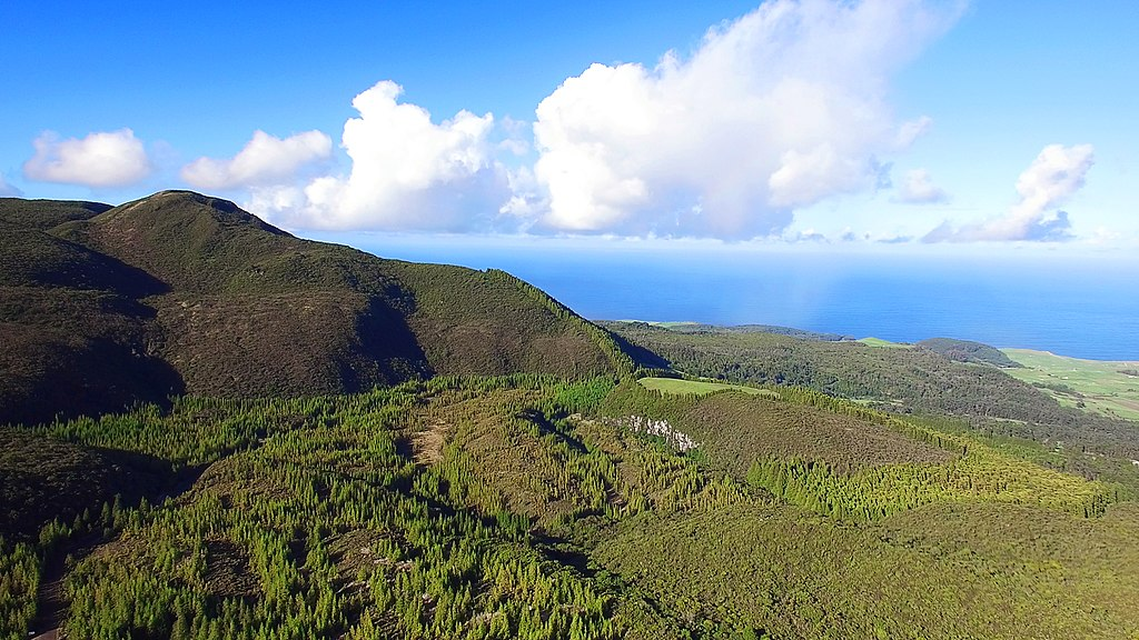 Vulcão do Pico Alto