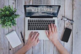 Webinar: Venda e fidelização de clientes