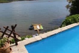10 casas de campo com atividades aquáticas